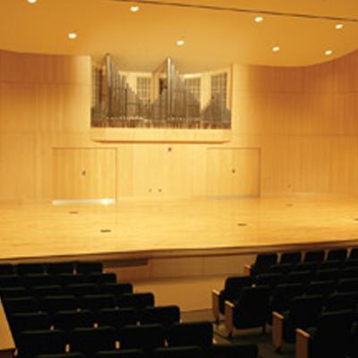 NMU Reynolds Recital Hall