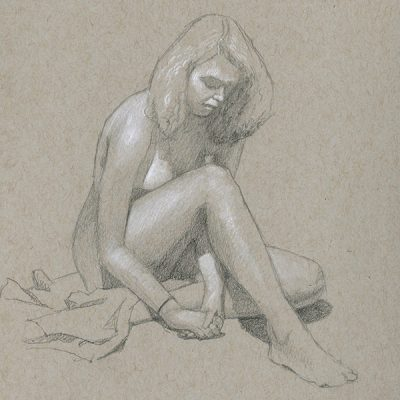 Front Street Figure Drawing
