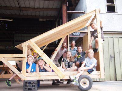 Adventure Building Camp