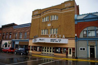 Historic Vista Theater/Peninsula Arts Appreciation...