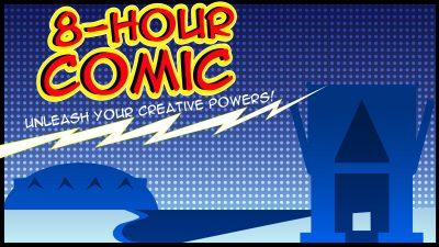 8-Hour Comic MQT