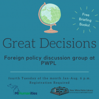 Great Decisions Discussion Group