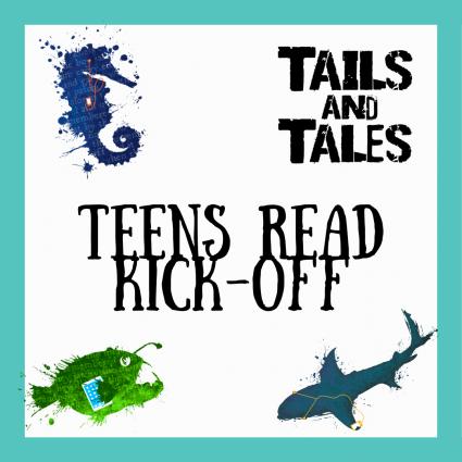 Teens Read! Kickoff