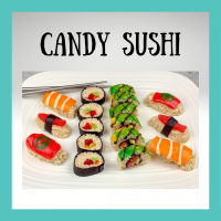 Teens Read! Candy Sushi
