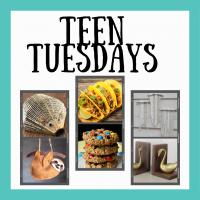 Teens Read! Take & Make