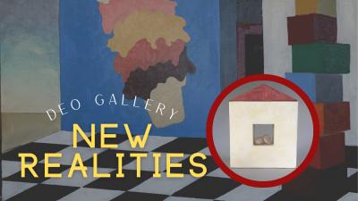 August Artist Reception - New Realities