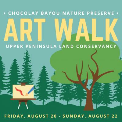 Chocolay Bayou Preserve Art Walk