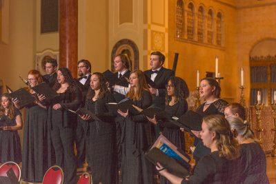 NMU Choral Invitational Concert
