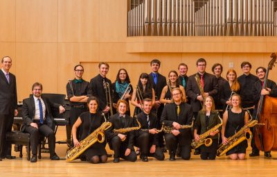 NMU Jazz Ensembles Concert