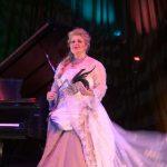 Janet Hopkins, mezzo-soprano