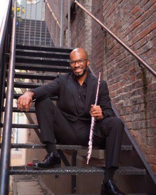Adam Sadberry, flute