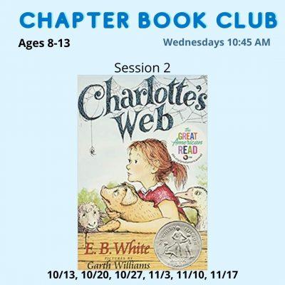 Homeschool Chapter Book Club