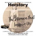 Herstory, the Women that Inspire Us - Artist Reception