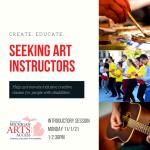MI Arts Access Teaching Artist Introduction